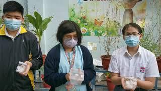 Publication Date: 2020-12-13 | Video Title: 天主教培聖中學-蝴蝶園學生放生影片