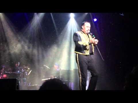 Steve Larkins Mercury Rising - Bohemian Rhapsody Live