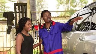 Gatwiri Surprise Visits Desagu at Work