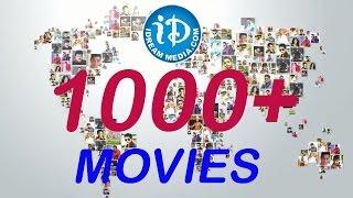 iDream Media celebrates a milestone | 1000 + Full movies uploaded