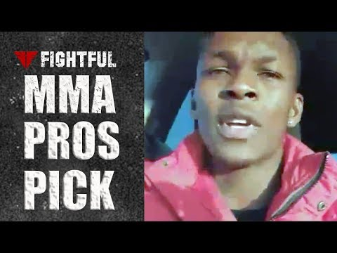 MMA Pros Pick - Junior Dos Santos vs. Tai Tuivasa (UFC Fight Night 142)