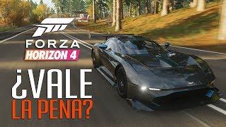 Forza Horizon 4 ¿Vale la pena?
