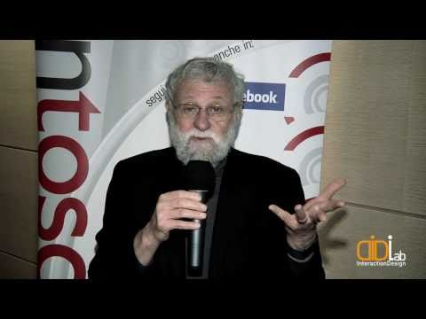 Donald Norman interview - ToscanaLab 2011
