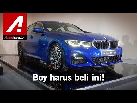 BMW 330i M Sport 2019 First Impression Review by AutonetMagz