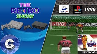 The Retro Show | World Cup 98 | Playstation 1 | IT