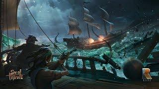 Bajak Laut Adalah Jalan Hidup Ku  !  - Sea Of Thieves Part  1