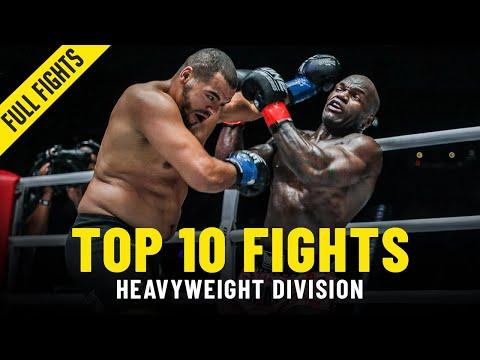 Top 10 Heavyweight
