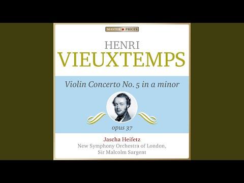 Violin Concerto No. 5 in A Minor, Op. 37: II. Adagio