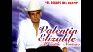 Watch Valentin Elizalde Ayer Baje De La Sierra video
