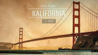EZÉRT JÖTTÜNK! Hollywood & San Francisco! -  Kalifornia Ep.02 | Fotós túrák 7.