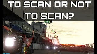 LASER SCAN VS NON LASER SCAN! Differences Between Virtua LM and Studio 397 Sebring in rFactor2