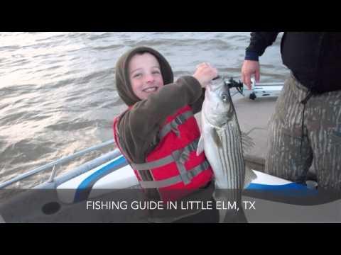 Fishing Guide Little Elm TX Coach Cole's Guide Service