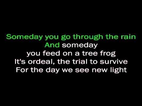 Metal Gear Solid 3: Snake Eater Theme Karaoke