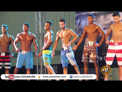 Championship Tan over 174 mr. fit gym Classic 2017 Mansoura Egypt