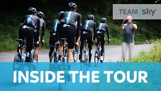 Inside The Tour de France with Team Sky 3: The Domestique