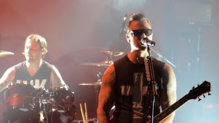 BULLET FOR MY VALENTINE - Tears Don't Fall  - LIVE