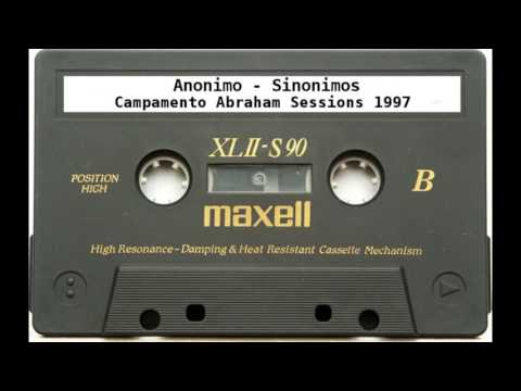Anonimo Blandino - Sinonimos - CDQUALITY - 1997 Rap Dominicano