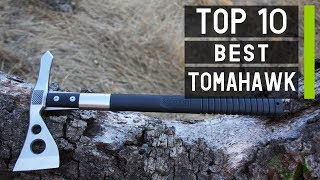 Top 10 Best Tomahawk Axe for Survival & Tactical
