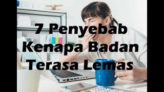 Mengatasi Badan Lemas dan Kesemutan Pada Penyintas Autoimun Oleh dr. Baarid Luqman Hamidi, Sp.S..