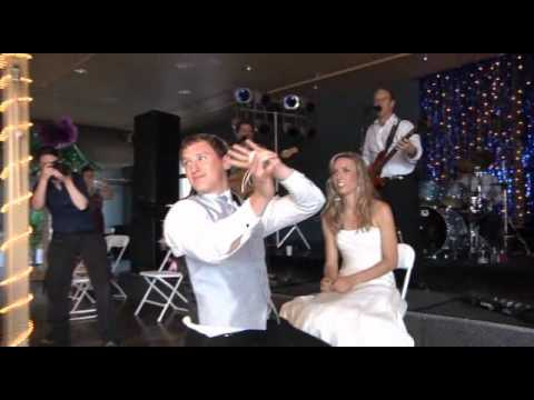 Brandon and Holly's Wedding with dance intro