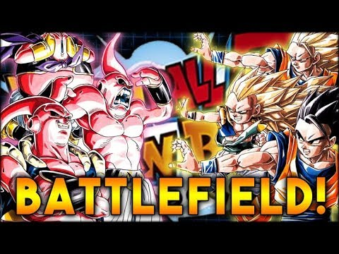 EVERY STAGE COMPLETED OF THE NEW DOKKAN BATTLEFIELD! (DBZ: Dokkan Battle) thumbnail