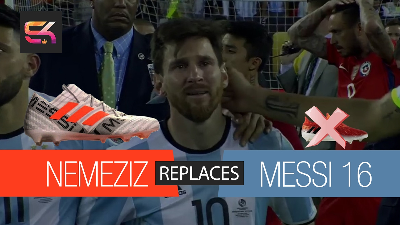 buy online new images of low price adidas Nemeziz replaces Messi 16 Football Boots