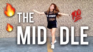 THE MIDDLE - Zedd Dance Cover | Matt Steffanina Choreography
