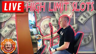 🔴 LIVE Back From Atlantic City 🛬 High Limit Slot Play!