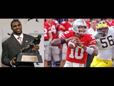 Top 10 Ohio State Buckeyes QB