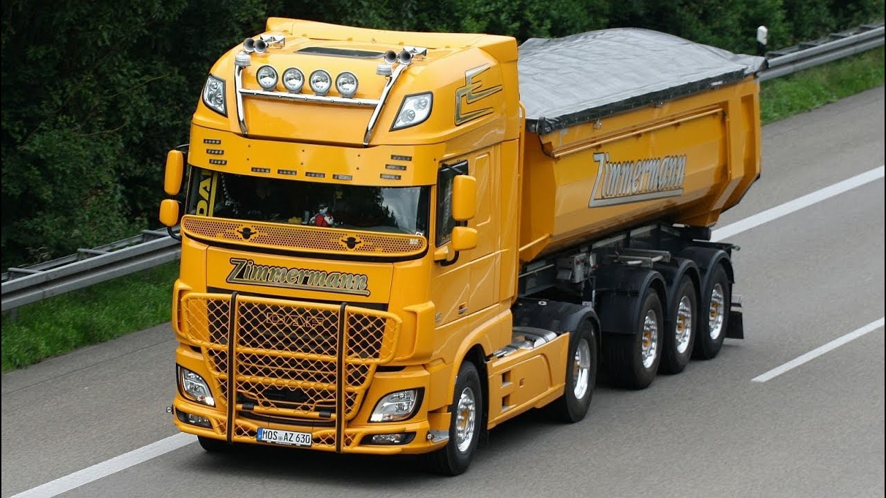 daf xf 106 odenwald youtube. Black Bedroom Furniture Sets. Home Design Ideas