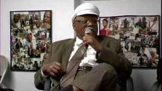 Clark Terry at Harlem Speaks