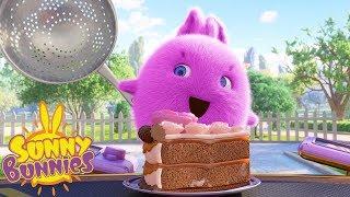 Cartoons for Children | SUNNY BUNNIES - CAKE SLICE | Funny Cartoons For Children
