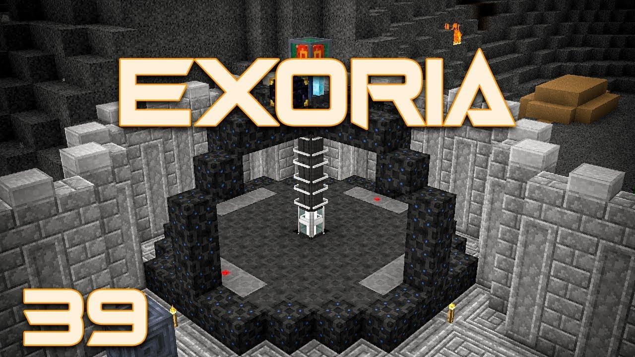 Exoria EP39 Tier 4 Void Ore Miner + Futurepack Quantanium
