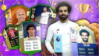 FIFA 18: SPOTM SALAH Buy First SPECIAL CARD!