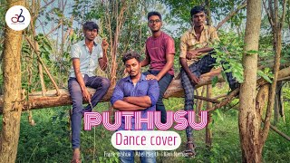 PUTHUSU I GG3 ITamil Christian Song | Dance Cover I ab creations