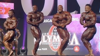 2018 Mr Olympia Finals - VIDEO Analysis + 2nd Callout