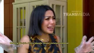 ANDAI - Nisya Ahmad Tetap Cantik Pakai Baju Suster (16/9/18) Part 1