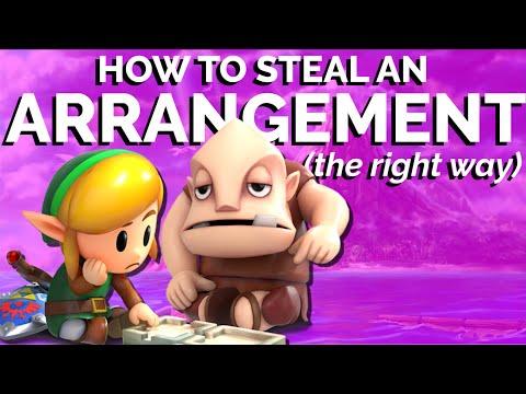 How Link's Awakening Rearranges a Soundtrack