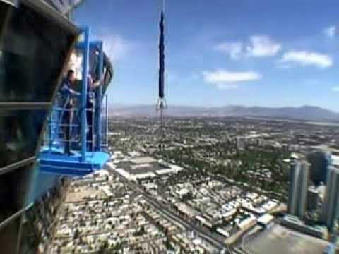 30th Birthday Jump Stratosphere Las Vegas 2011