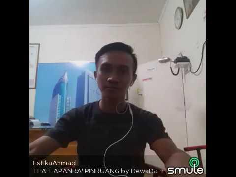 Tea lapanra pinruang Estika Ahmad
