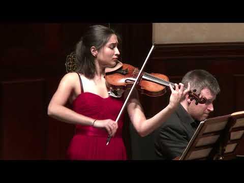 Lili Boulanger Nocturne pour violon et piano (1911), Savitri Grier (violin), Richard Uttley (piano)
