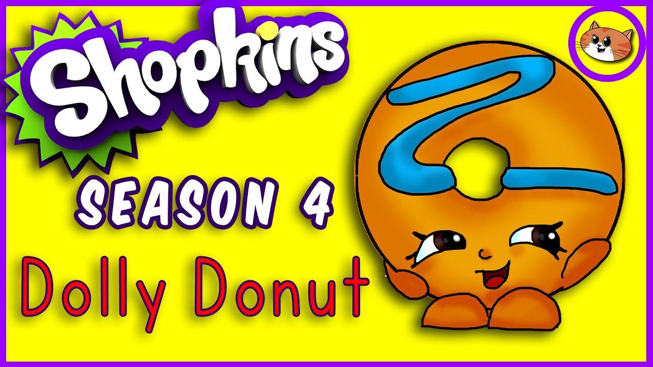 how to draw shopkins season 3
