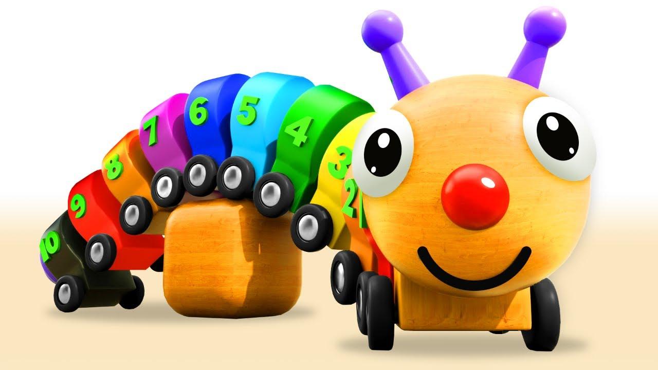 Çocuklar için sebzelerin isimlerini öğreniyoruz | Tino - Oyuncaklar & Minikler