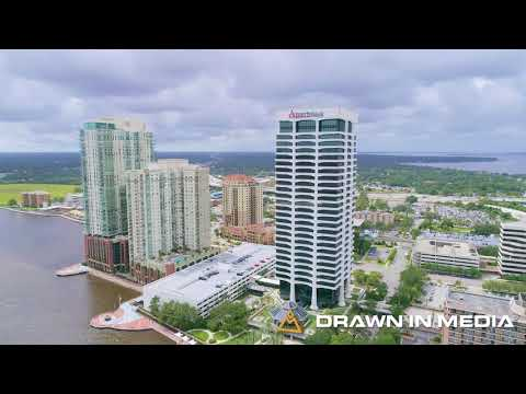 Riverplace Tower | Aerial Video | Jacksonville Video Production