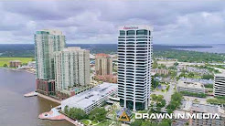 Riverplace Tower   Aerial Video   Jacksonville Video Production