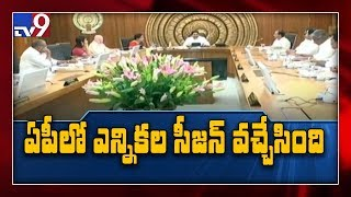 AP panchayat elections to be held soon - TV9
