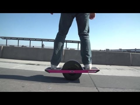 Onewheel The Self Balancing Electric Skateboard Youtube