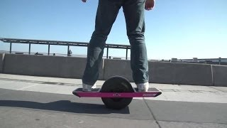 Onewheel the Self-Balancing Electric Skateboard