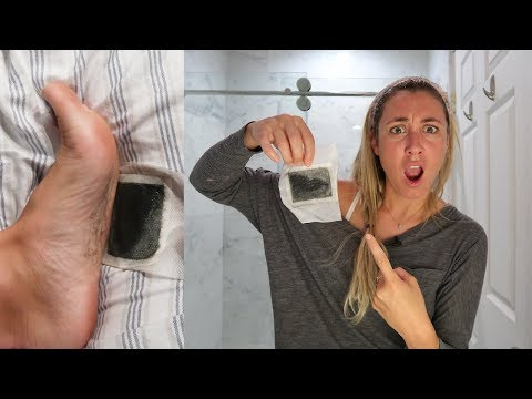 Foot Detox Pads: Health or Hoax? - YouTube