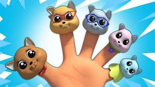 小猫手指家庭 | 童谣为孩子